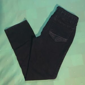 NYDJ Black Jeans